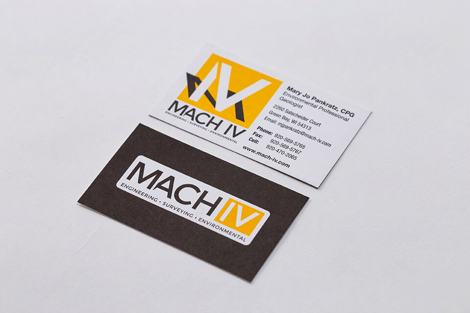 Business Cards | Brown County Graphics